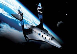 gadget blogs - Virgin Galactic Spaceship 2
