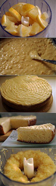 Лимонный пирог в мультиварке | 4vkusa.ru