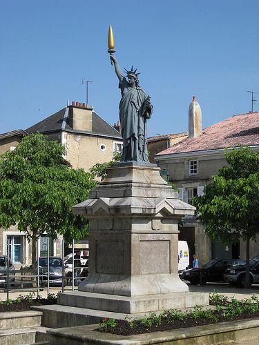 Place de la Liberte, Poitiers, France