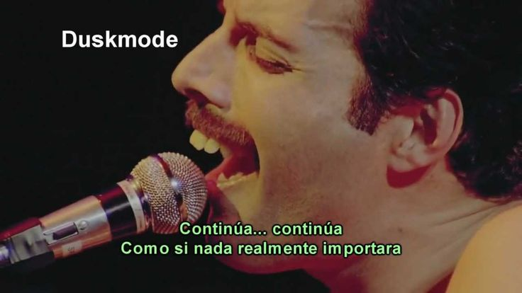 Bohemian Rhapsody - Queen [Subtitulos Español][Traducido] UNA VOZ I NOL VI DA BLE!!!!!!!!!!!!!!!!!!