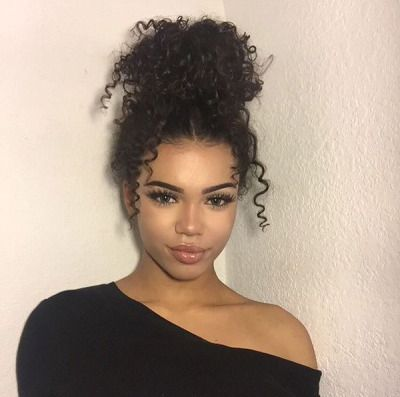 Awesome 1000 Ideas About Mixed Girl Hairstyles On Pinterest Mixed Girls Hairstyle Inspiration Daily Dogsangcom