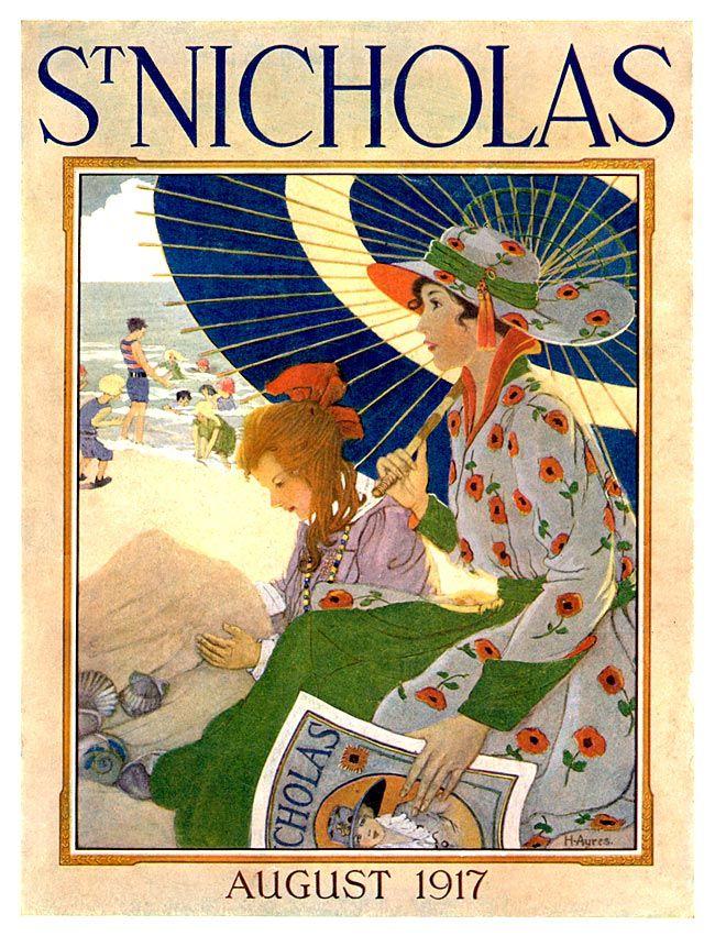 St. Nicholas Magazine, August 1917