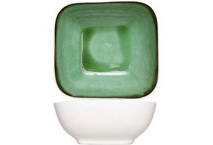 Upea smaragdinvihreä väri ja tyylikästä itämaista vivahdetta. Neo-kulhoissa on krakeloitu sisäpinta ja liukuvärjäys. Kestää konepesun ja mikroaaltouunin.