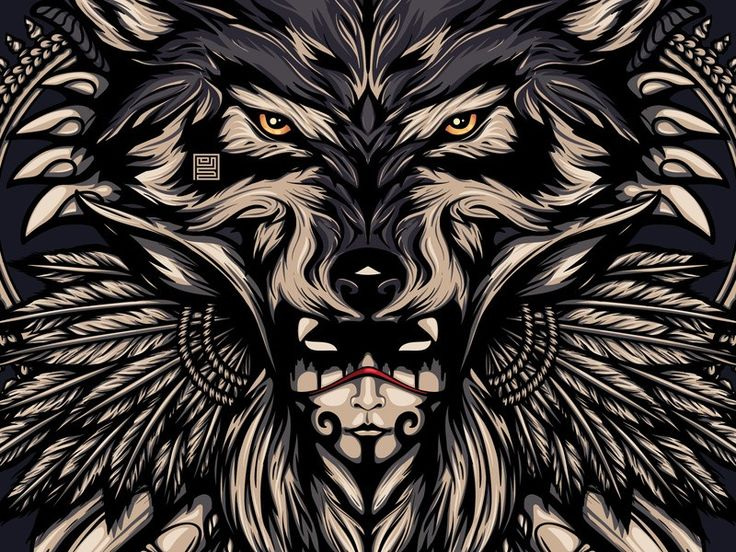 Pin By Krys On Paganism Wolf Totem Wolf Artwork Norse Pagan
