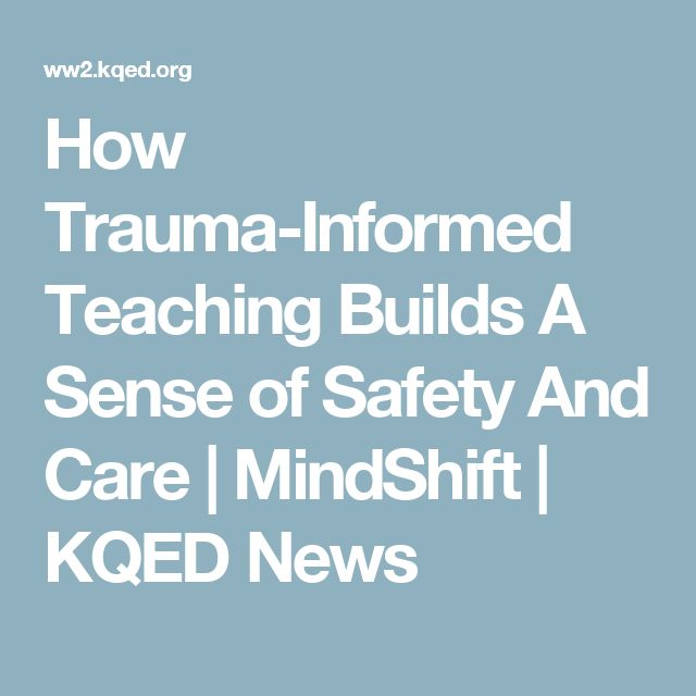 28 best alc poetry images on pinterest poetry spoken word and how trauma informed teaching builds a sense of safety and care mindshift kqed fandeluxe Images
