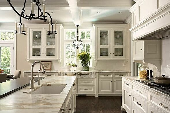 What Is A Transitional Kitchen Off White Kitchen Cabinets