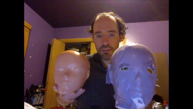 Creating Platinum Silicone Doll Head