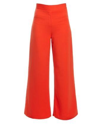Sevilla Orange Suit Trousers  £34.99