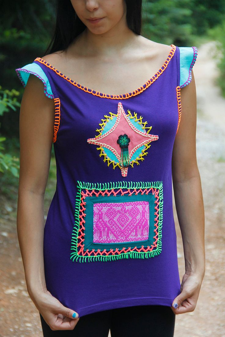 Magic Mexico // M by CORAclothing on Etsy