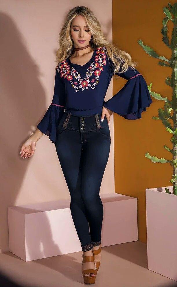 Blusas, jeans y mas visita nuestro sitio web