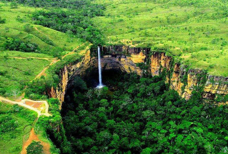 Chapada dos guimarães national park, Brazil