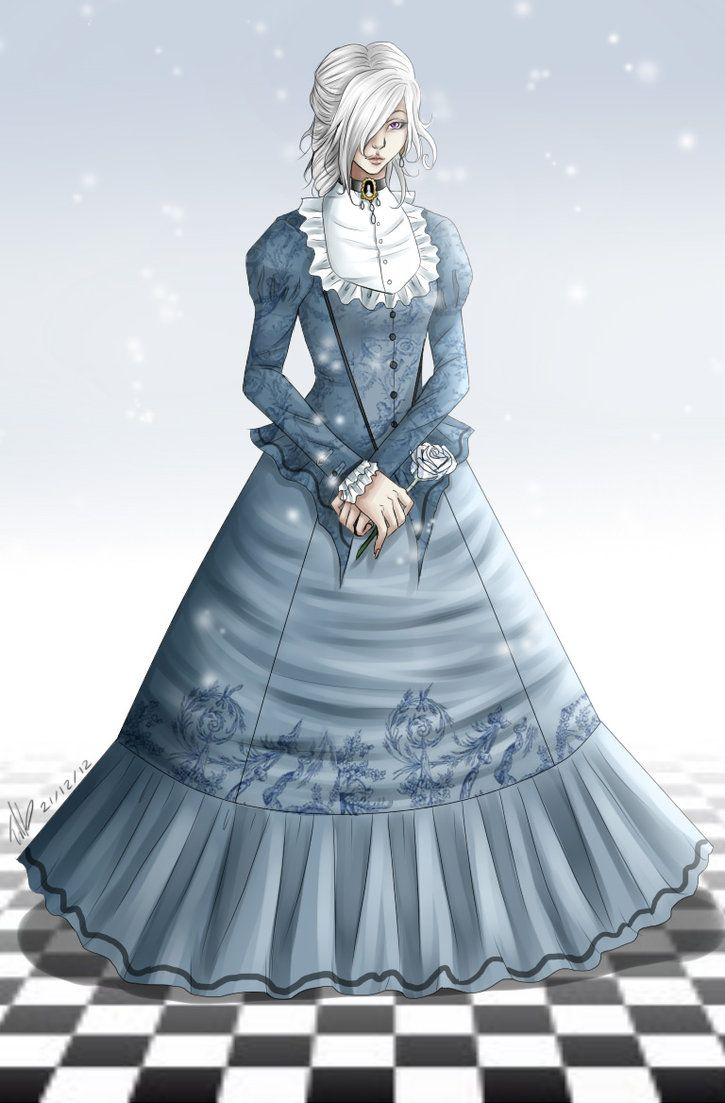 102 best images about Victorian Anime Girls on Pinterest