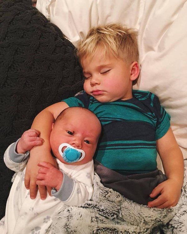 Ollie and Finn together that is so cute