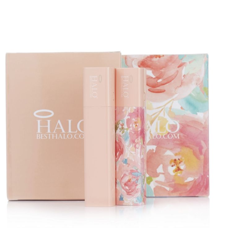 508604  - HALO Shine Set of 2 3000 mAh Power Banks with Gift Boxes -  in 2 colour options  QVC Price: £35.00   Introductory Price: £31.92  + P&P: £0.00   A set of two Shine portable power banks from Halo featuring a USB output port to charge any small electronic device with a USB cable, a micro USB input to recharge the device, plus a bright and stylish torch on the top of the design.