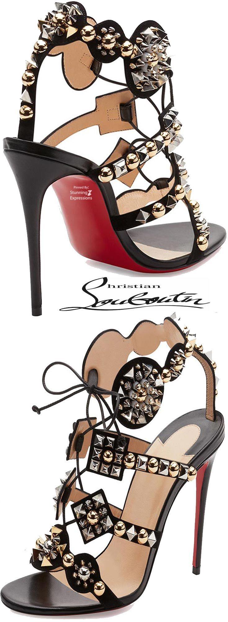 Kaleikita Sandals - Louboutin S/S 2017