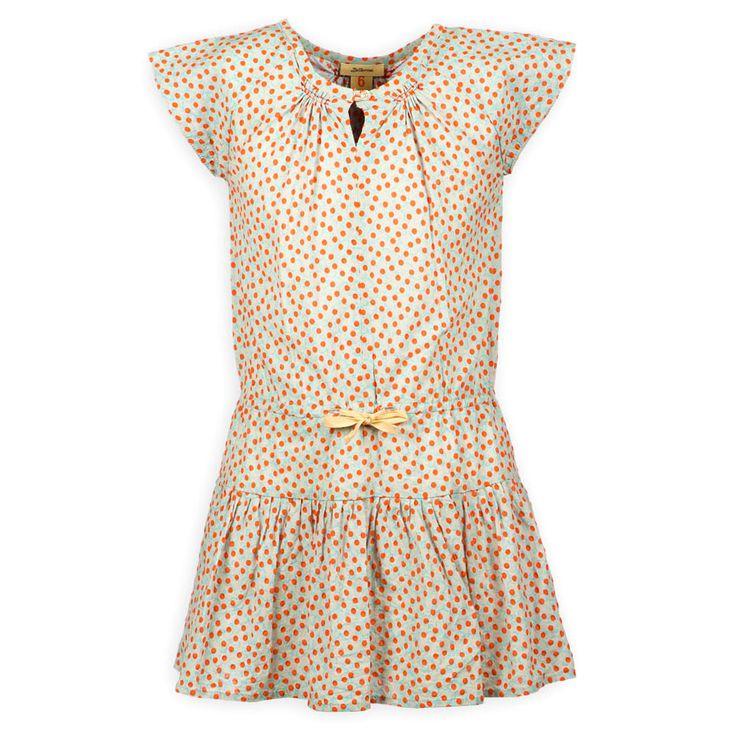 Kids mode Bellerose 2014   Prachtige zomerjurk   online op www.kienk.nl