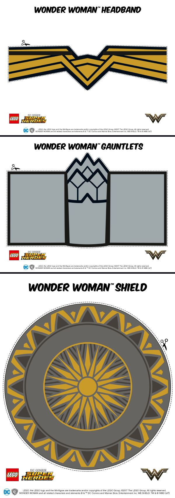 Wonder Woman Accessory Download, have to think of a way to make it look real.