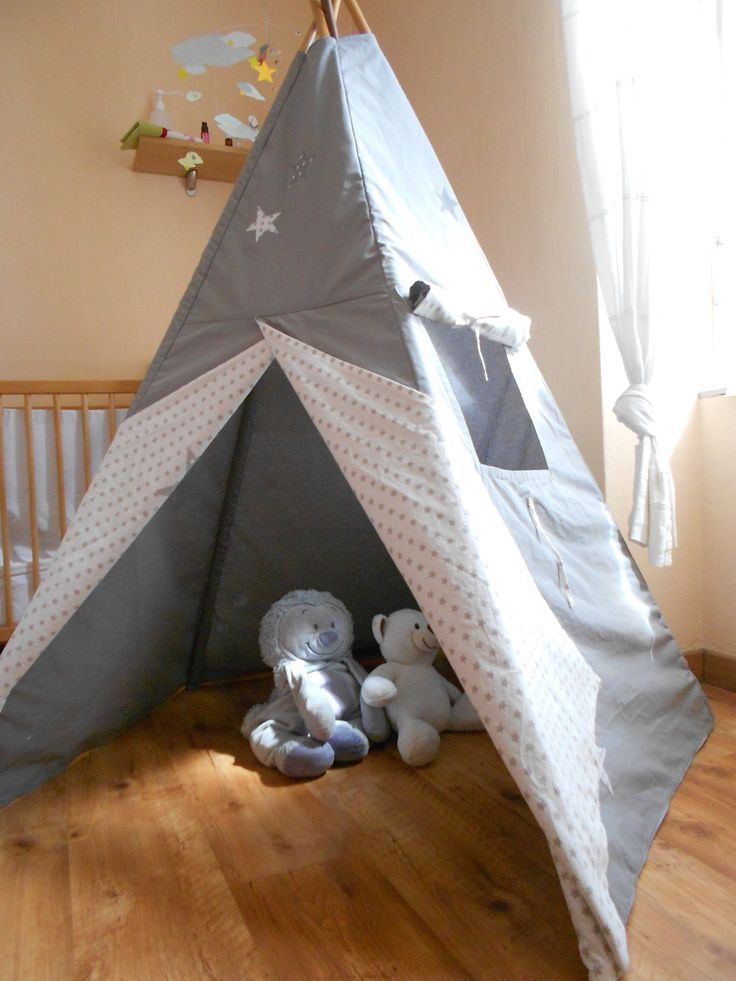 les 10 meilleures images propos de tipi enfant sur. Black Bedroom Furniture Sets. Home Design Ideas