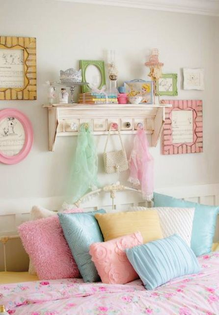 GUEST ROOM SHABBY CHIC 40 Beautiful And Cute Shabby Chic Kids Room Designs | DigsDigs