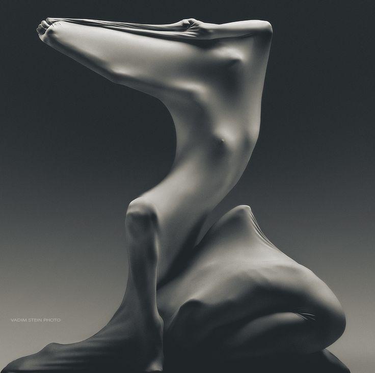 Photographie de Vadim Stein qui m'évoque la condition humaine, l'hubris, la recherche créative, l'énergie vitale.