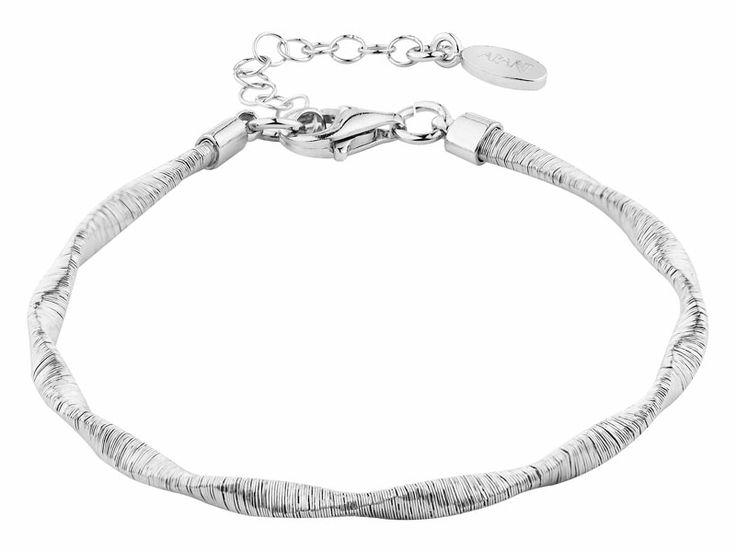 Bransoleta srebrna  | Apart