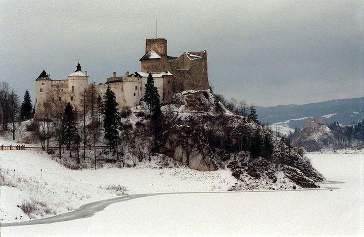 Historyczny Zamek Dunajec w Niedzicy - perełka średniowiecza