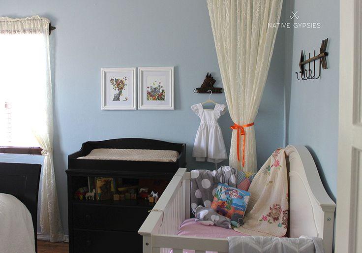 Native Gypsies Makenzie Bloomer Sherwin Williams Moonmist Harmony Paint 2 Ideas For The House