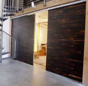 best 25+ sliding room dividers ideas on pinterest | sliding wall