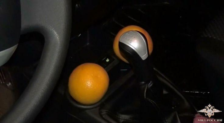 В Подмосковье таксист усыплял пассажиров мандаринами и отвозил на кладбище