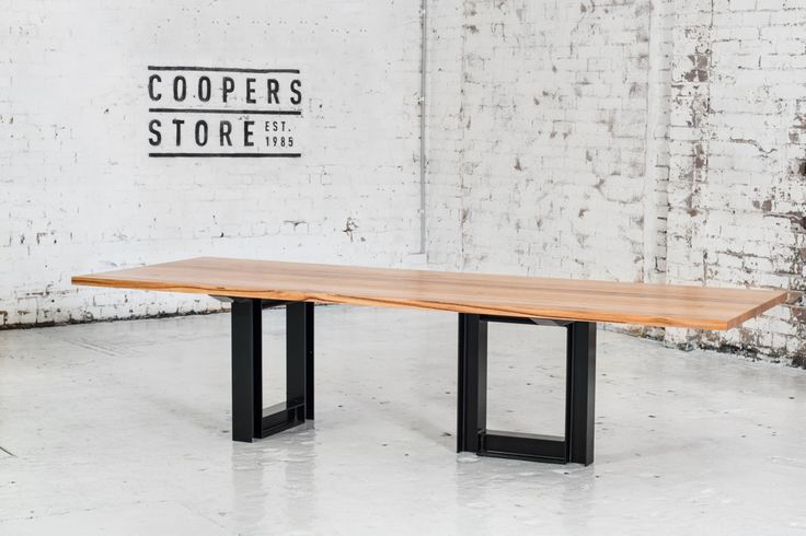 COOPERS STORE Blacksmith in Wormy Chestnut