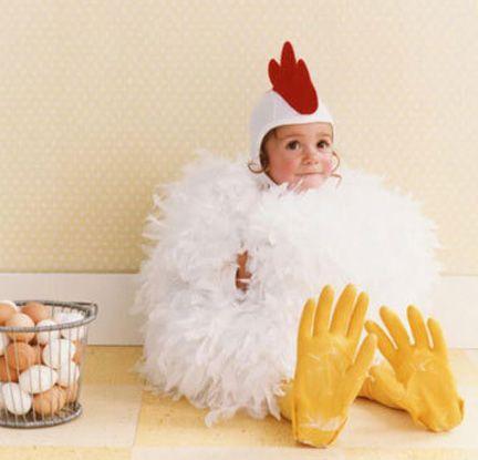 costumi carnevale neonati 2010