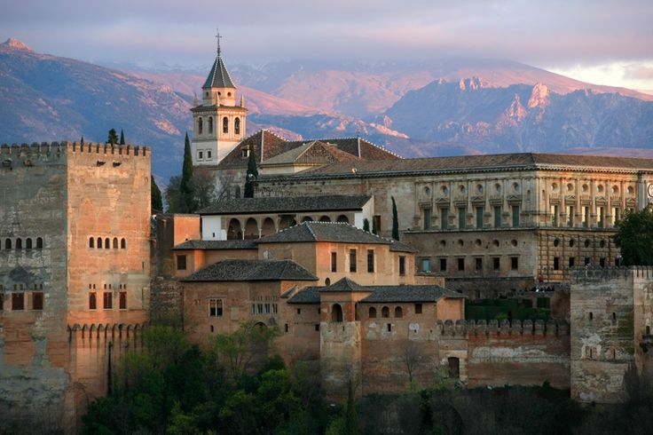 Travel Photography Spain, Granada, Alhambra