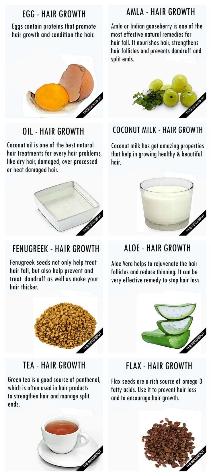 TOP NATURAL HAIR GROWTH REMEDIES