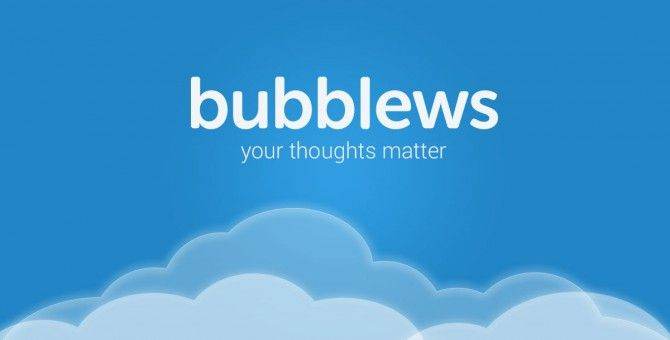 The Day When Bubblews Won Over Facebook