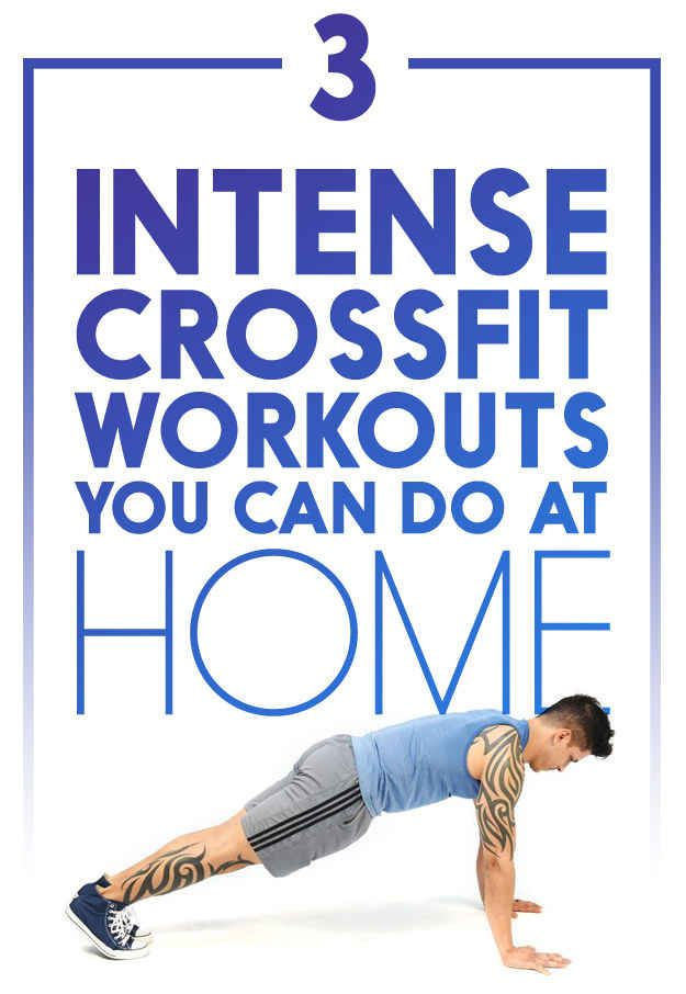 3 Insanely Awesome Fat-Burning Workouts You Can Do Anywhere #workout #crossfit