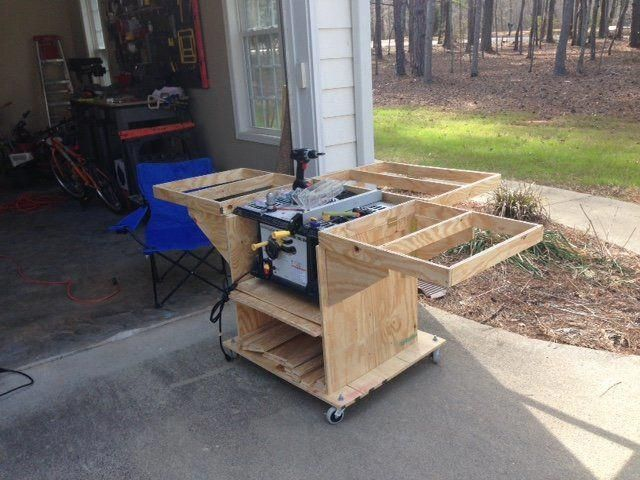 Setting Up Shop Hand Power Tools Woodworking Saws Table Saw Miter Saw