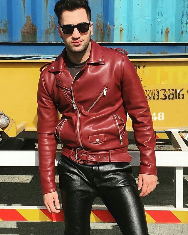 Leather gay dating