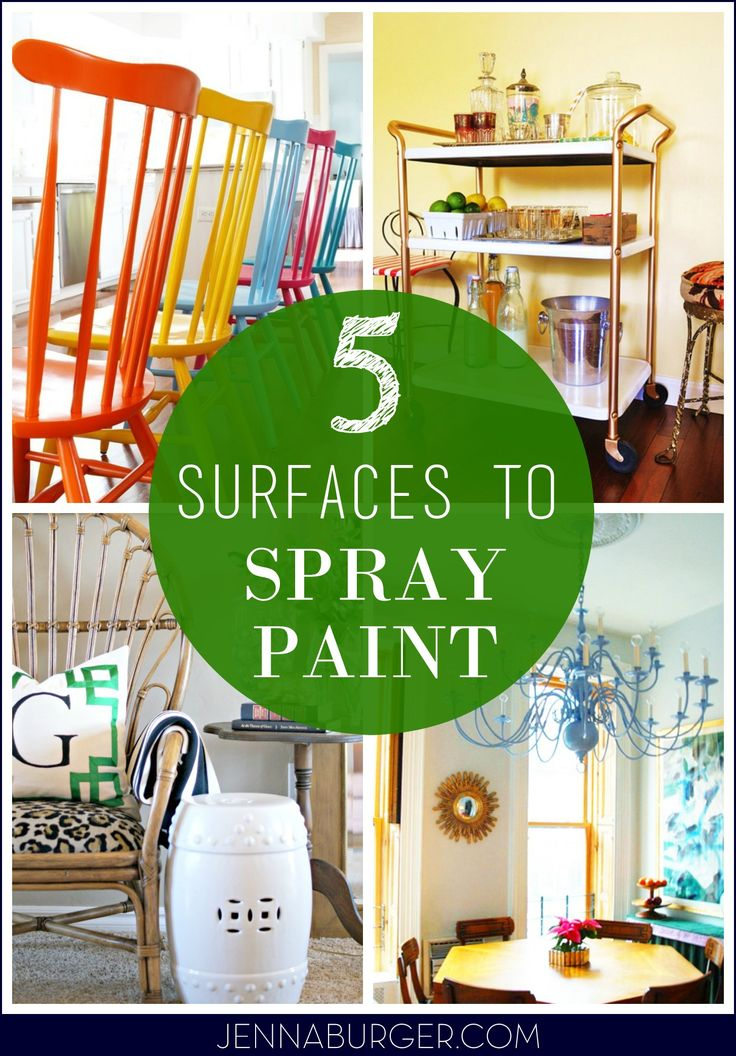 surfaces to spray paint how to spray paint wood metal upholstery. Black Bedroom Furniture Sets. Home Design Ideas