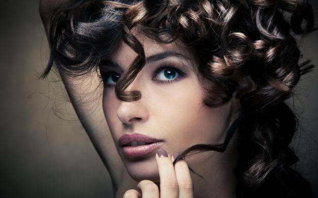 Легкий макияж для голубых глаз ::: onelady.ru ::: #makeup #eyes #eyemakeup
