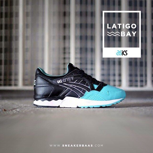 "#latigobay #asicsgellyte #gellyte #poormansdiamond #sneakerbaas #baasbovenbaas  Asics Gel-Lyte V ""Latigo Bay"" - Now available!"