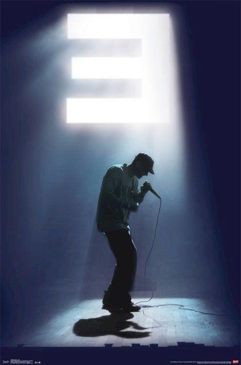 Cool Eminem Poster