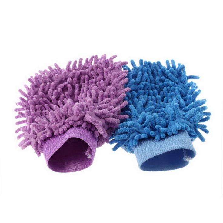 スーパーミットマイクロファイバーカーウォッシュ手袋洗濯クリーニング抗スクラッチ車ワッシャー家庭用ケアブラシホット販売