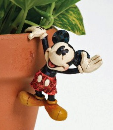 Mickey Mouse Plant Hanger