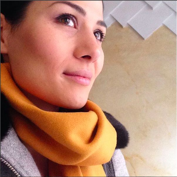 #echarpe #madeinFrance #madeinItaly #laine #handmade #luxe #jaune #couleurs