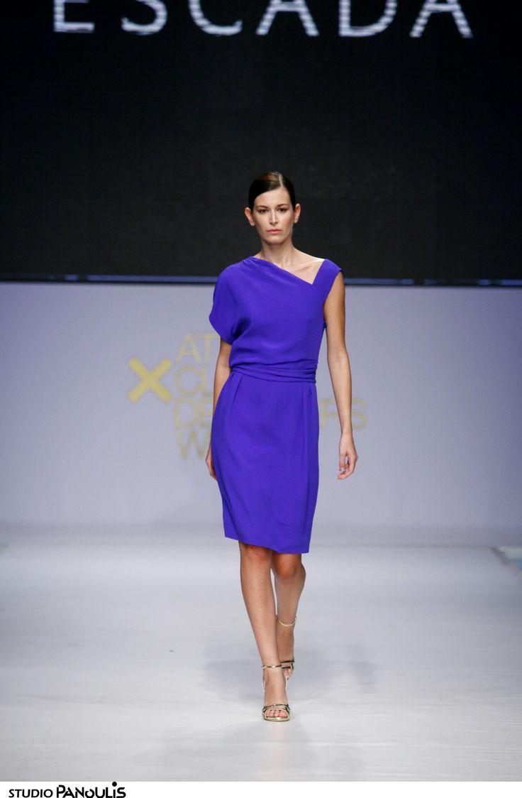 Escada fashion show