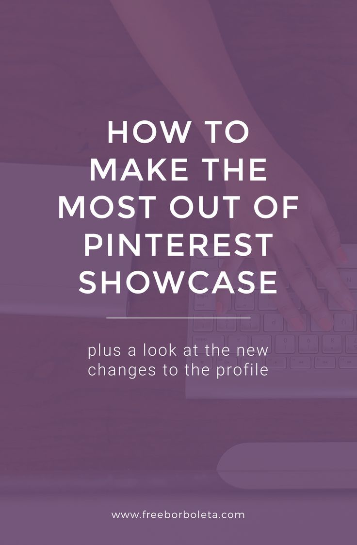 Bloggers, have you seen Pinterest's new Showcase feature? Learn how to make the most out of it increase your traffic with Pinterest! via /freeborboleta/
