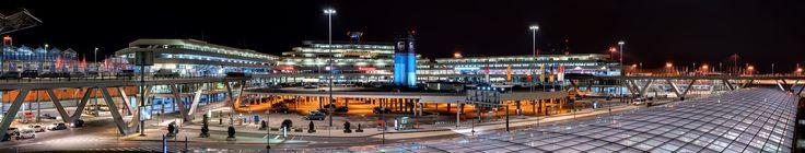 Cologne Airport - Germany   http://images.fotocommunity.de/bilder/architektur/architektur-bei-nacht/flughafen-koeln-bonn-bitte-scrollen-685699dc-7939-43e6-b98d-266d380626d7.jpg