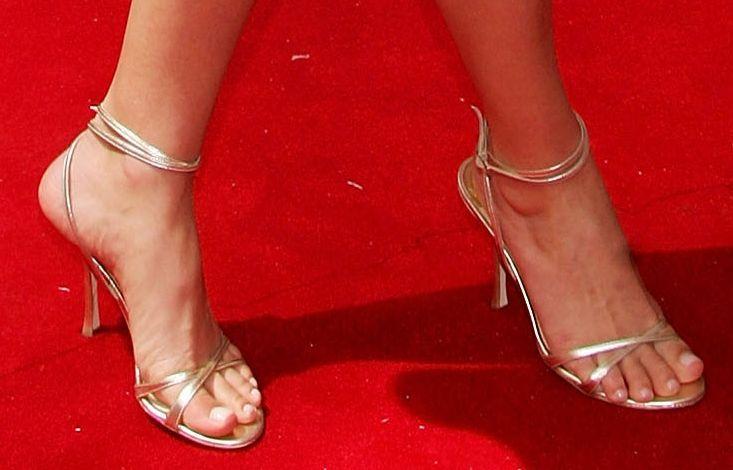 8 Sexy Feet & Heels at 13th Annual Art of Elysium Heaven Gala