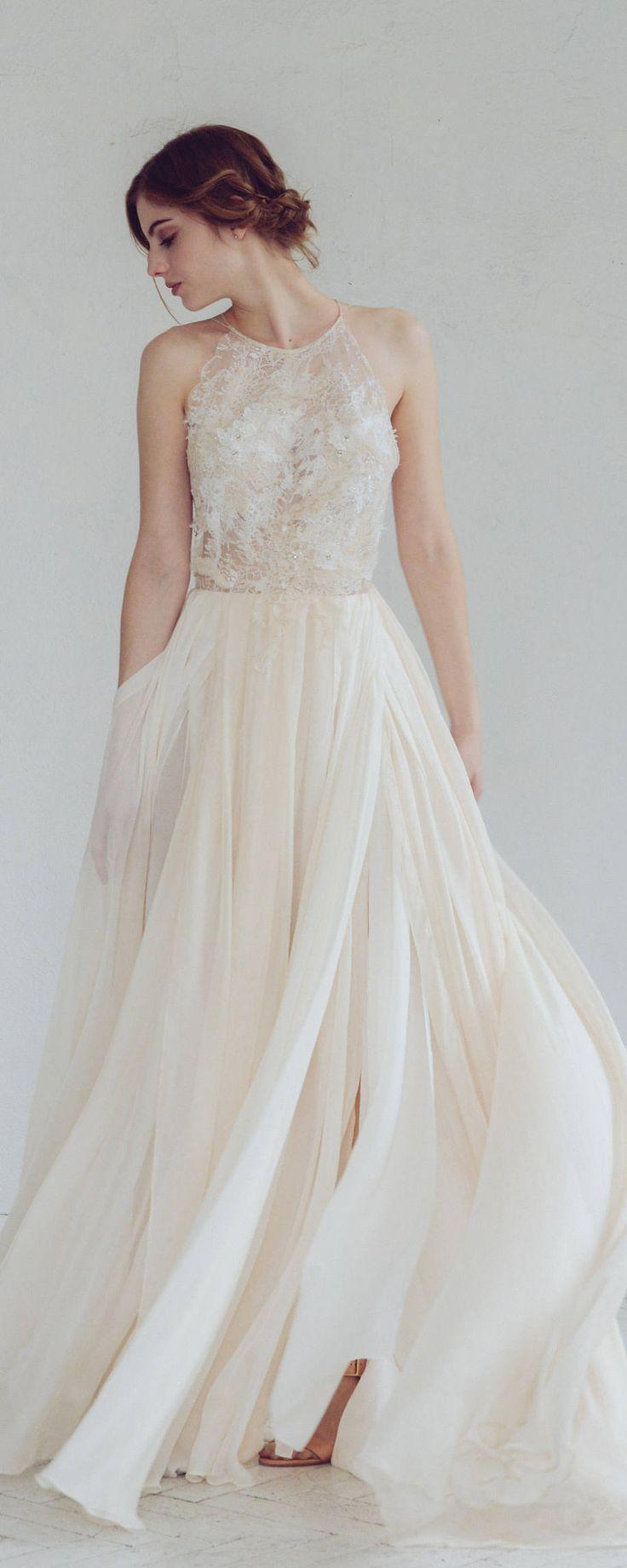 best 25 halter neck wedding dresses ideas on pinterest