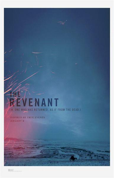 The Revenant - Sortie le 24 février 2016